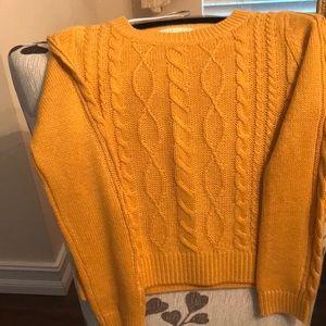 Girls medium sweater by Copper Key NWT